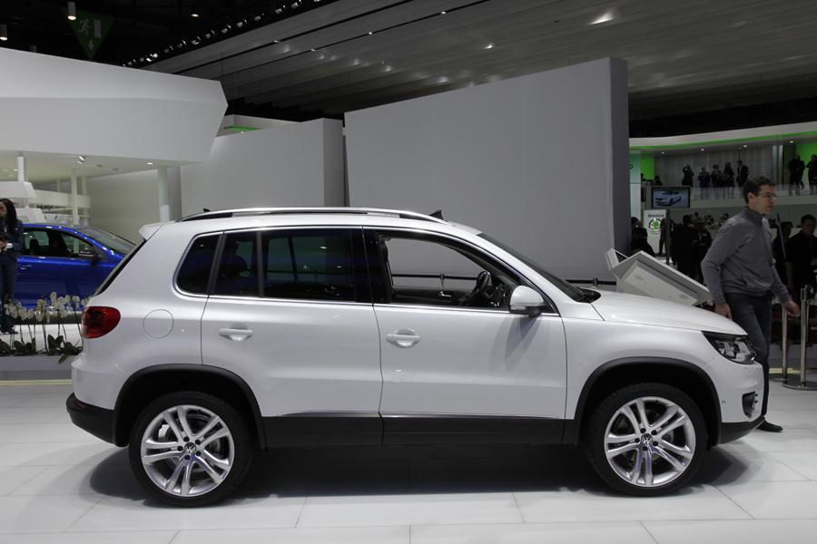 Volkswagen на Женевском  Автосалоне 2011