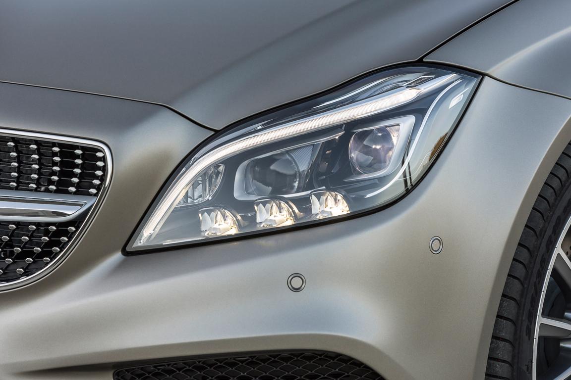 Mercedes-Benz CLS Shooting Brake 2014