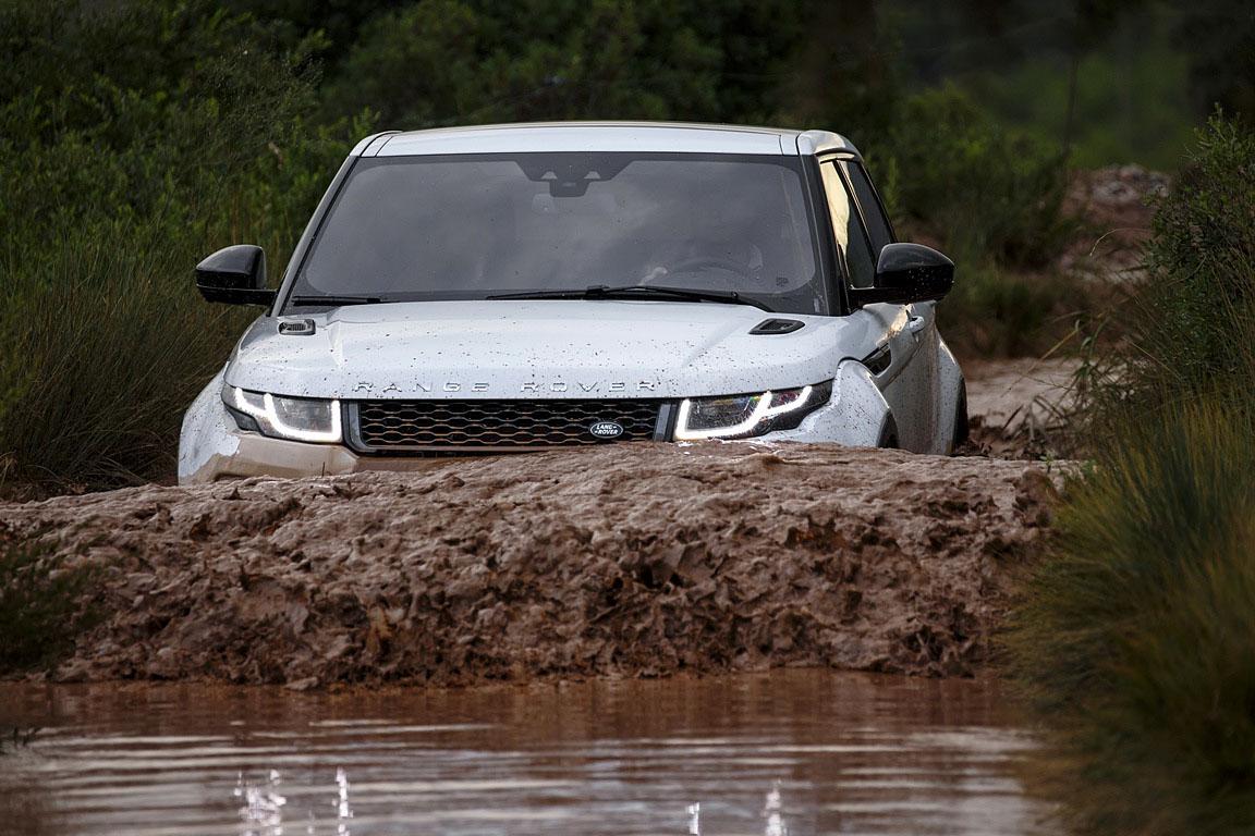 Range Rover Evoque: Искусство огранки