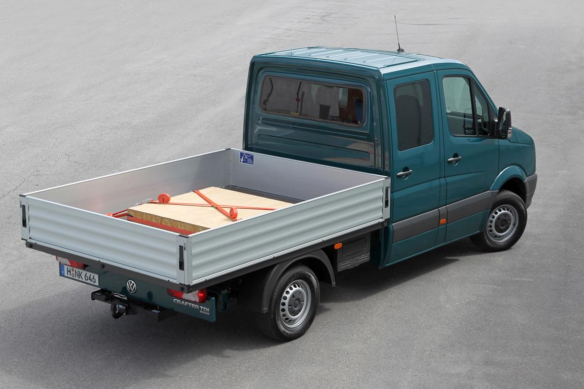 Volkswagen Crafter / Фольксваген Крафтер