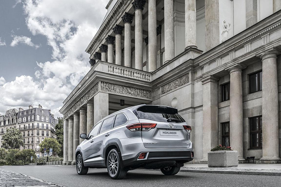 Toyota Highlander 2017