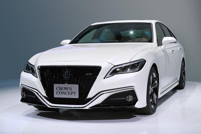 Тойота может привезти новый седан Century вЕвропу