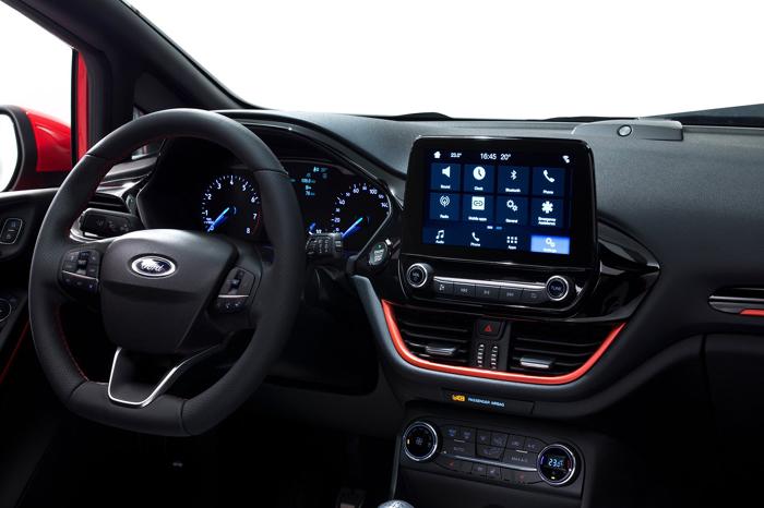 Новый Форд Fiesta представлен вовсех подробностях
