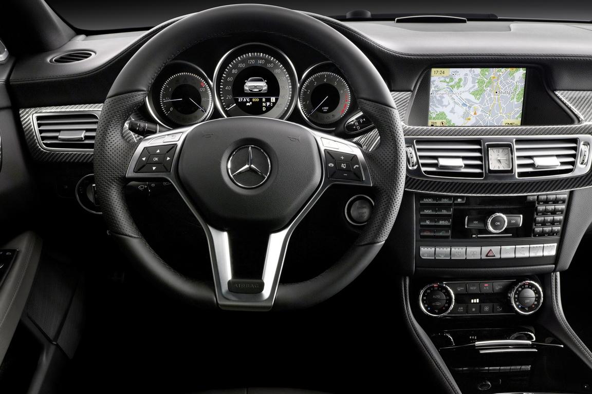 Mercedes-Benz CLS Class 2011