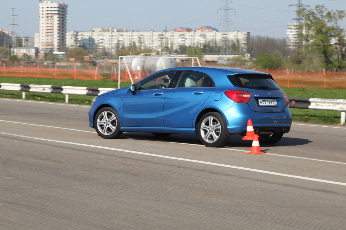 Mercedes-Benz CLA: Поколение Y
