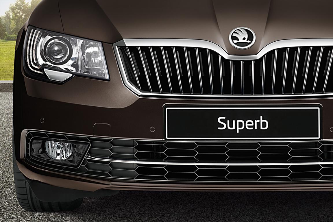 Skoda Superb: Собственный взгляд на бизнес-класс