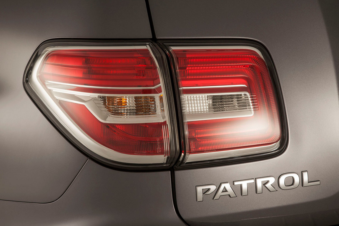 Nissan Patrol Ниссан Патрол