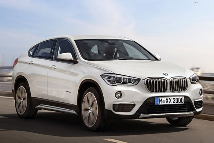 BMW X2 concept 2016