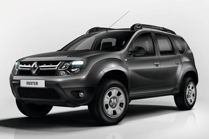 Новый Renault Duster представят в 2017 году