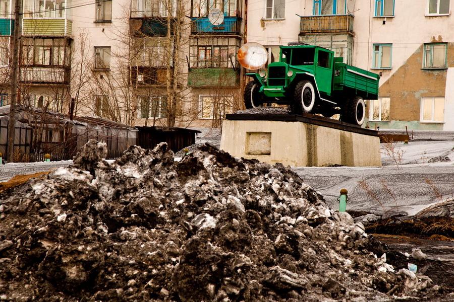 Автоэкспедиция Брест-Певек 2011 День 13