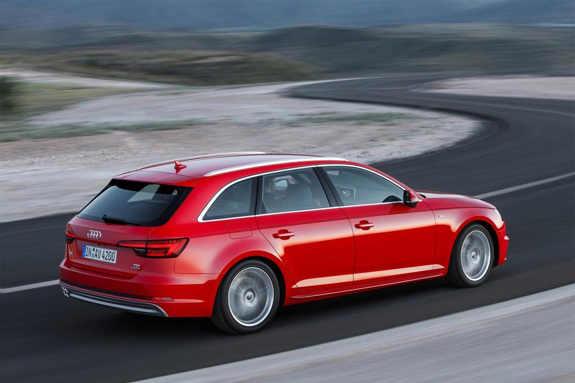 Audi A4 Avant 2016