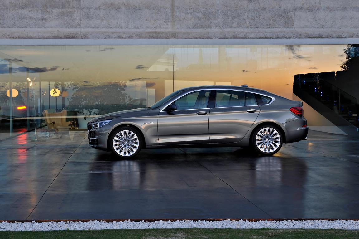 BMW 5 series Gran Turismo 2013