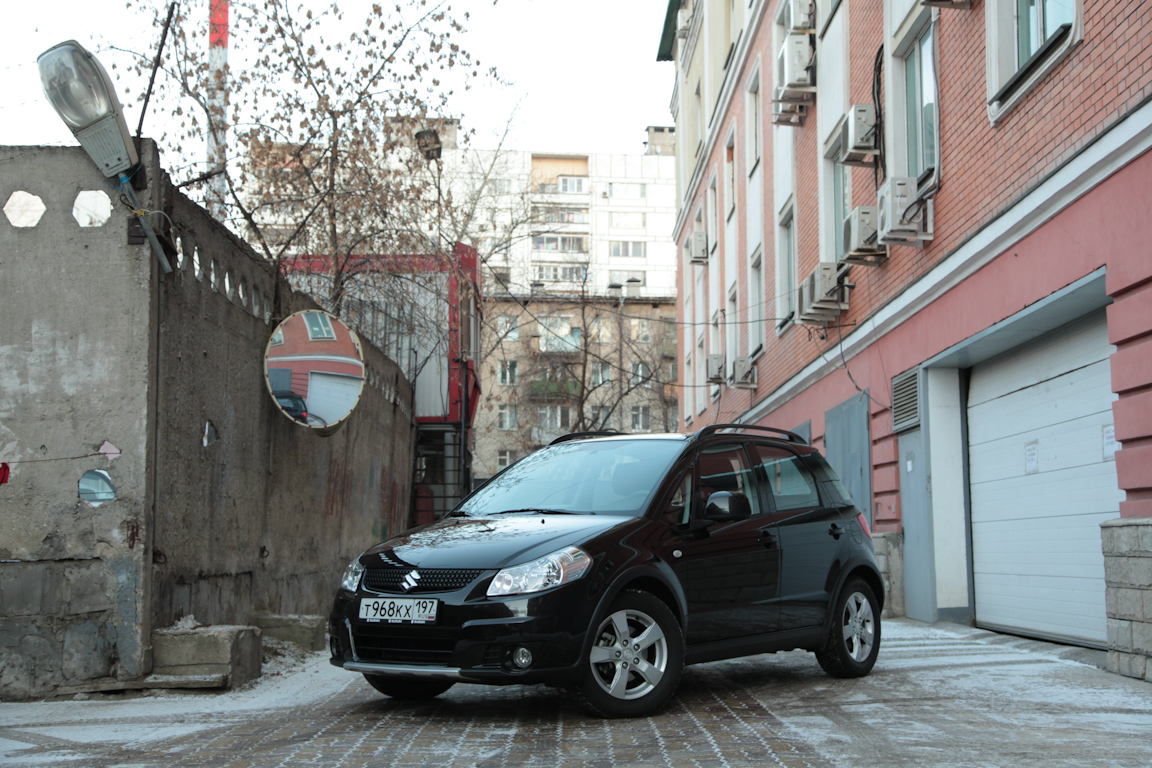 Suzuki SX4: Просто друг