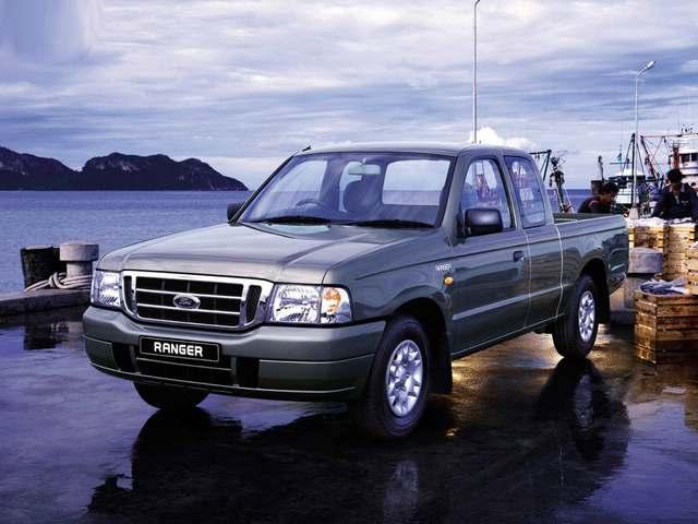 Конкуренты ford ranger 2006 форд рейнджер 2006