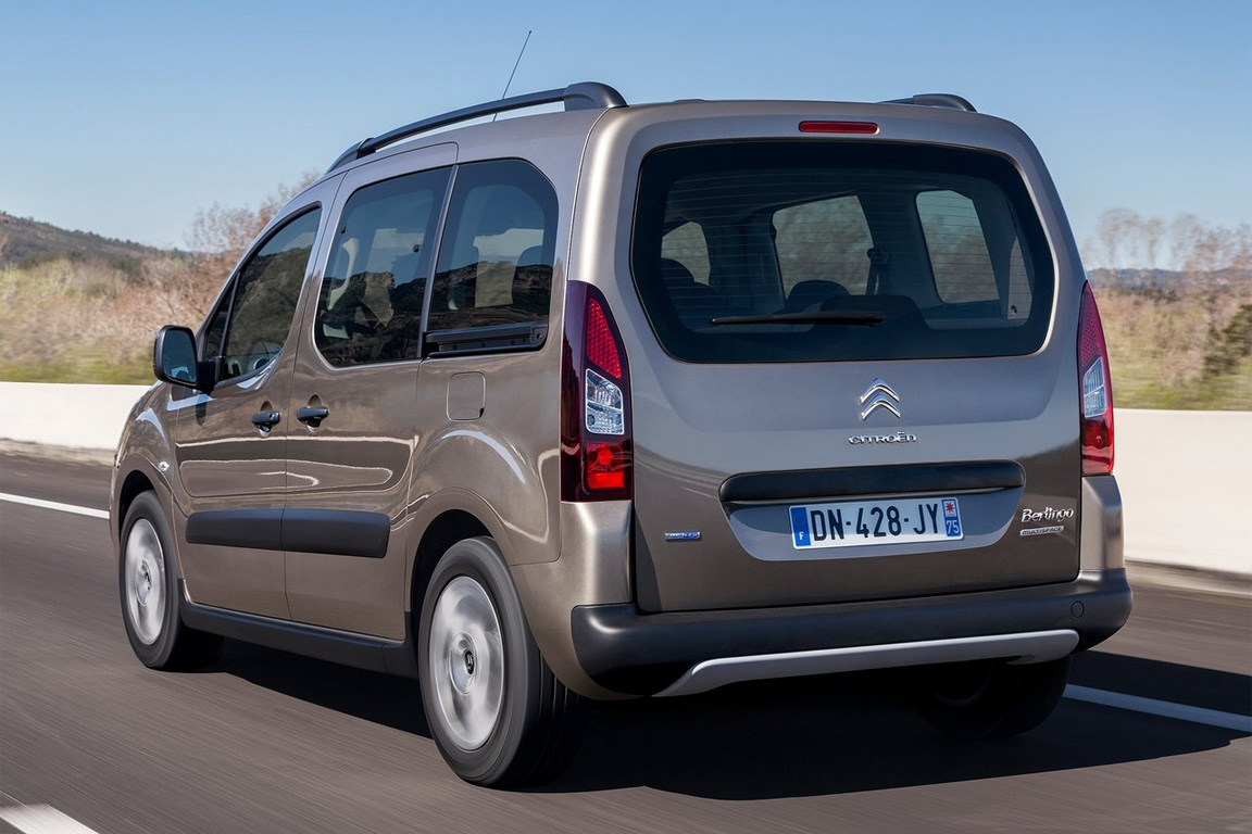 Citroen Berlingo 2015