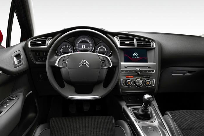 новый Citroen C4