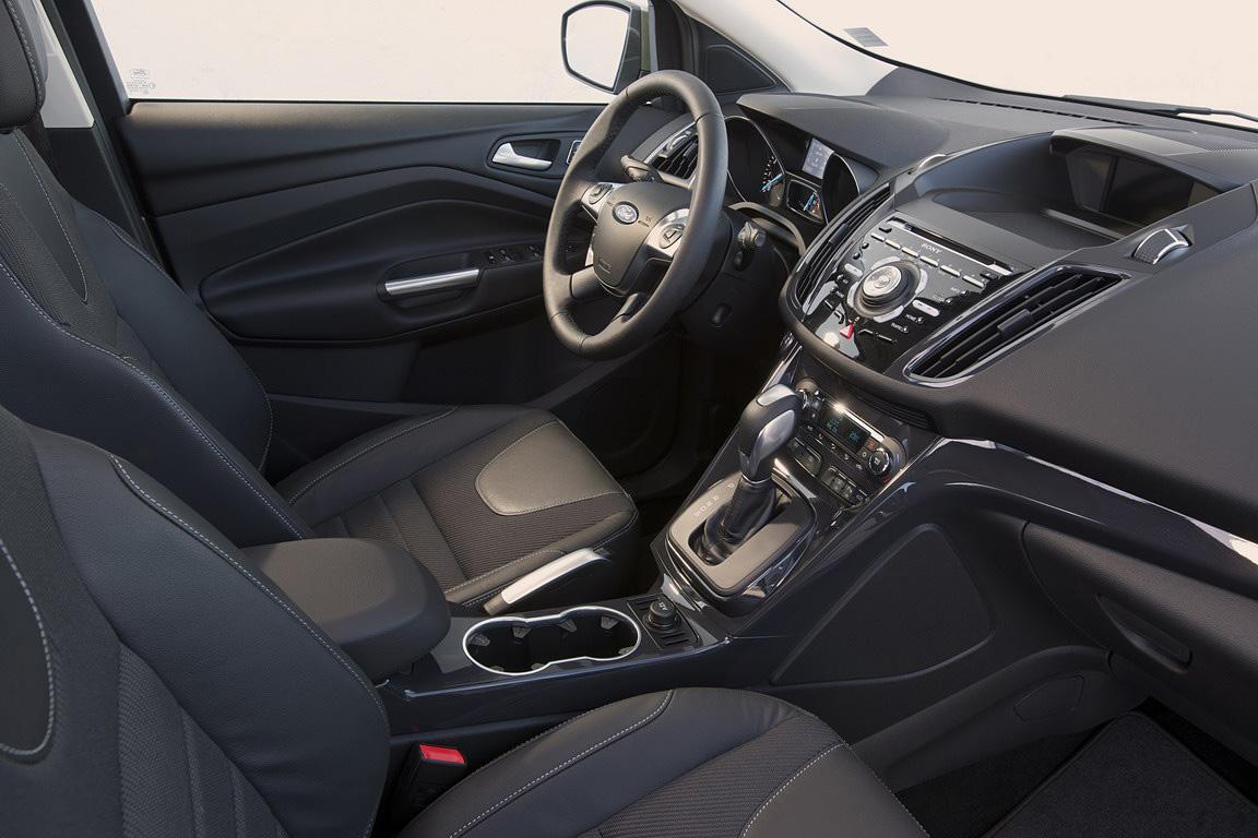 Ford Kuga: торжество технологий