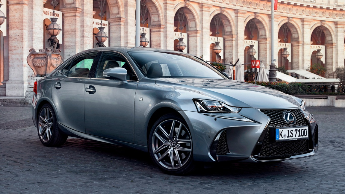 Lexus IS F 2017