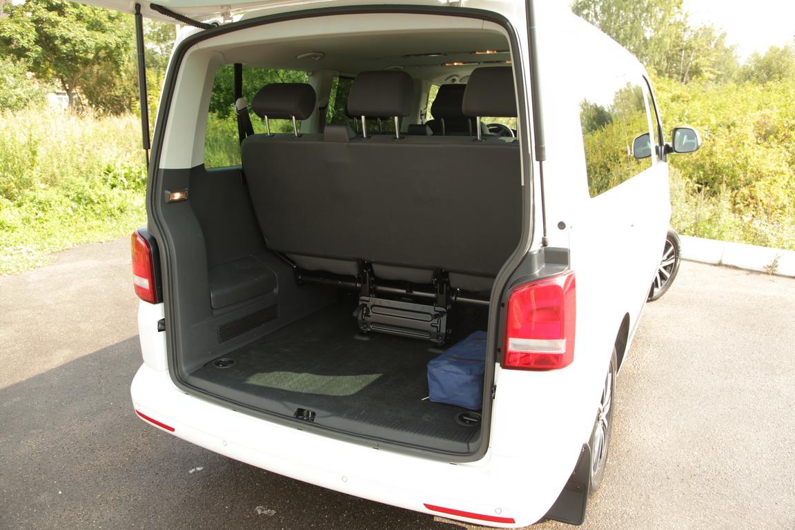 Volkswagen Caravelle: в помощь романтикам