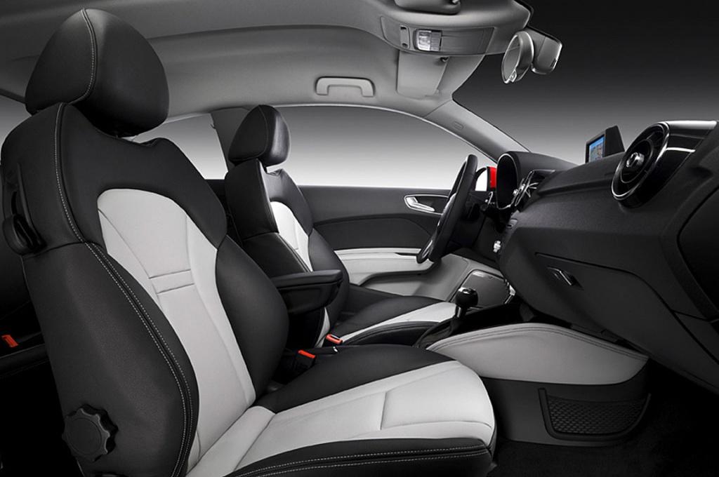 Audi A1: младший в семействе