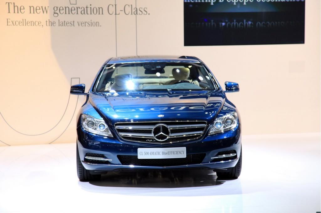 Merccedes-Benz CL-class 2010