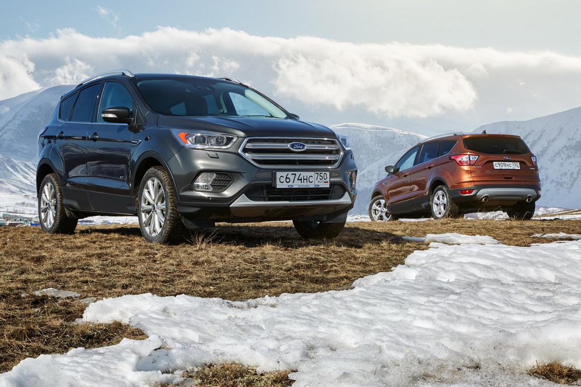 Ford Kuga: Чертовски умен