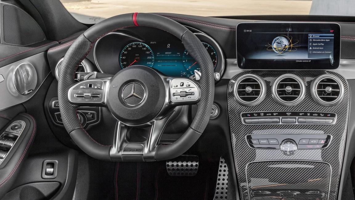 Mercedes-Benz C43 AMG 4Matic 2018