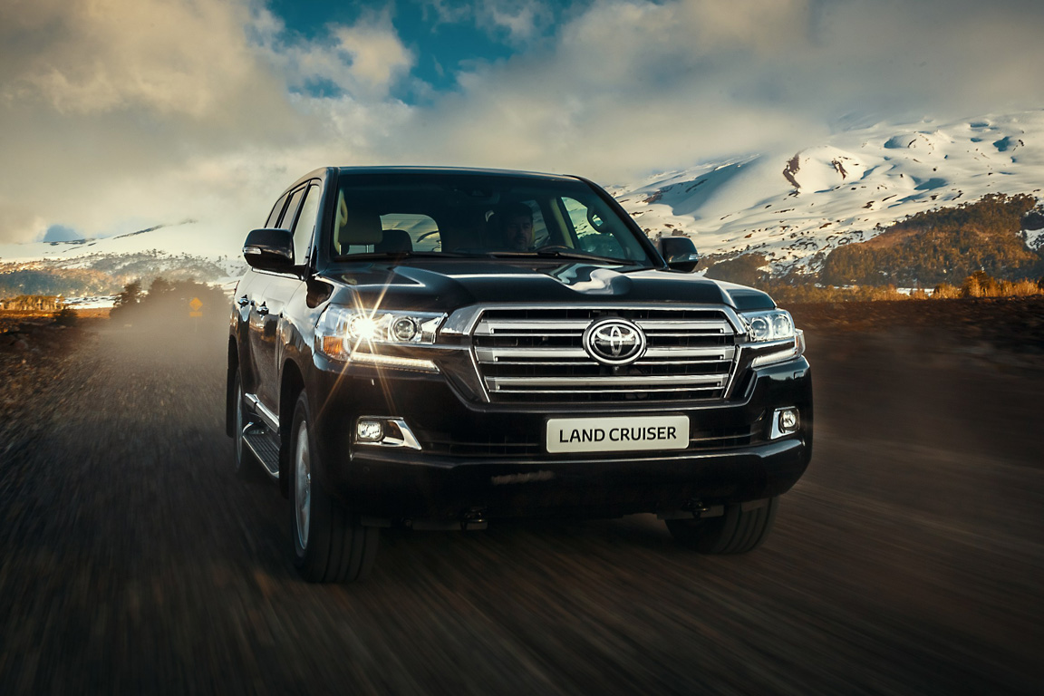 Toyota Land Cruiser 200 2015