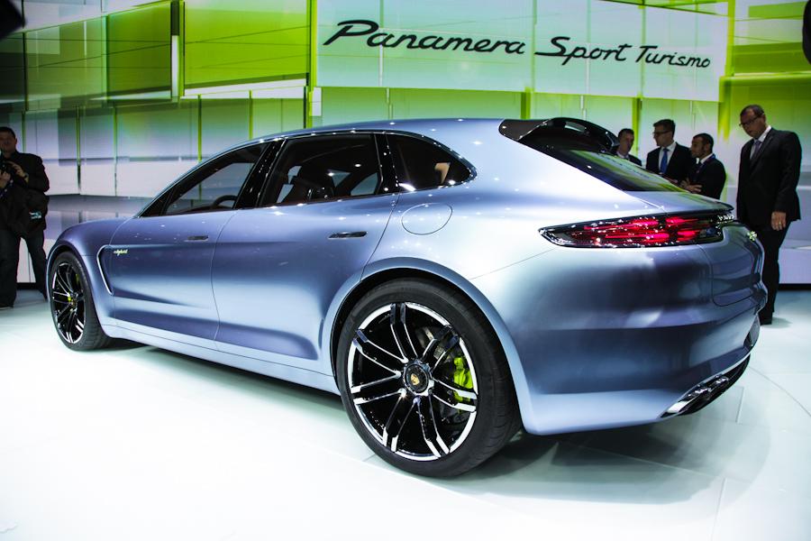 Porsche Panamera Sports Tourer
