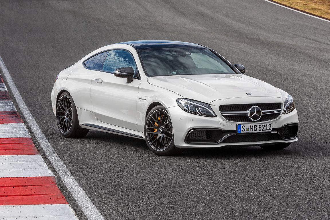 Mercedes-Benz С-class Coupe 2015