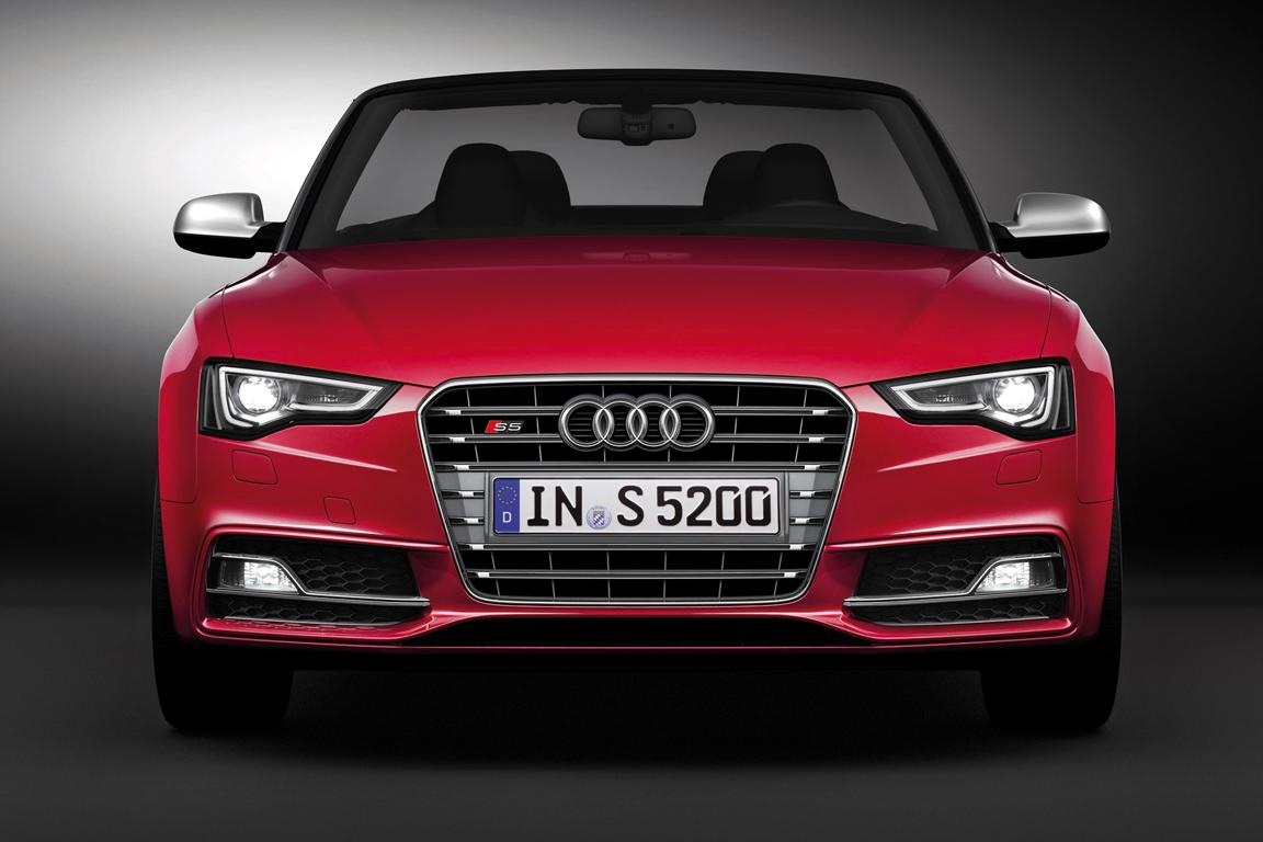 Audi S5 Cabriolet 2012