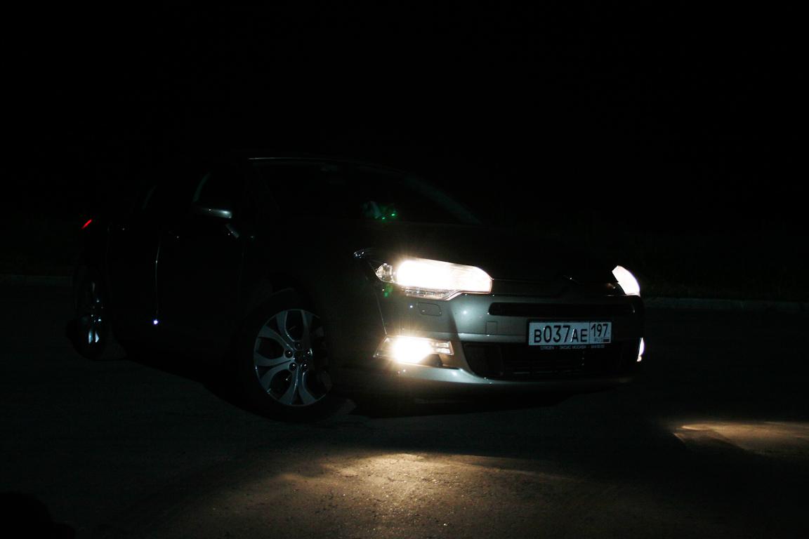 Citroen C5 / Ситроен С5