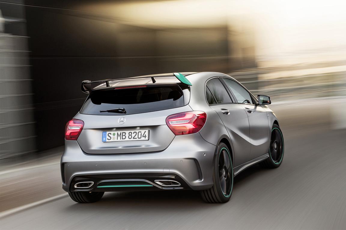 Mercedes-Benz A-class 2015