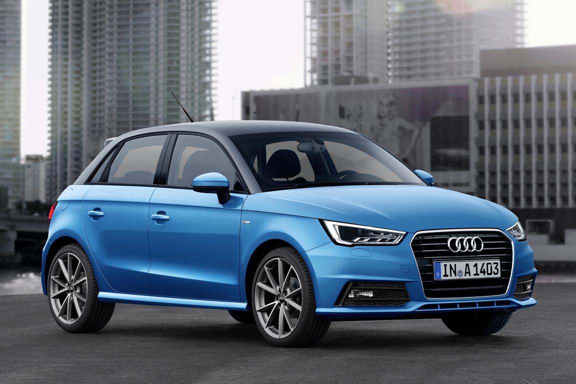 Audi A1 (2015)