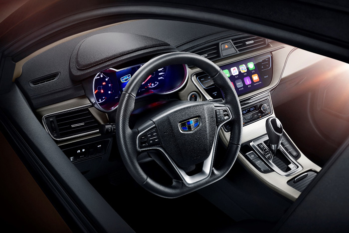 Geely Emgrand GL