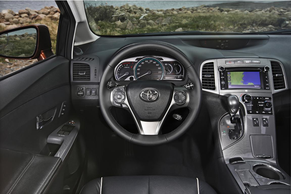 Toyota Venza: Калашников