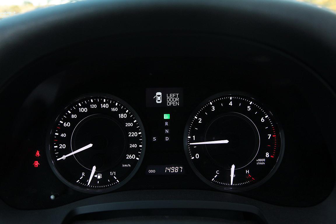 Lexus IS 250 C: а мне нравится!