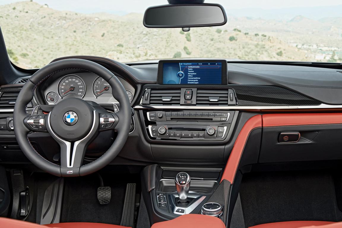 BMW M4 кабриолет