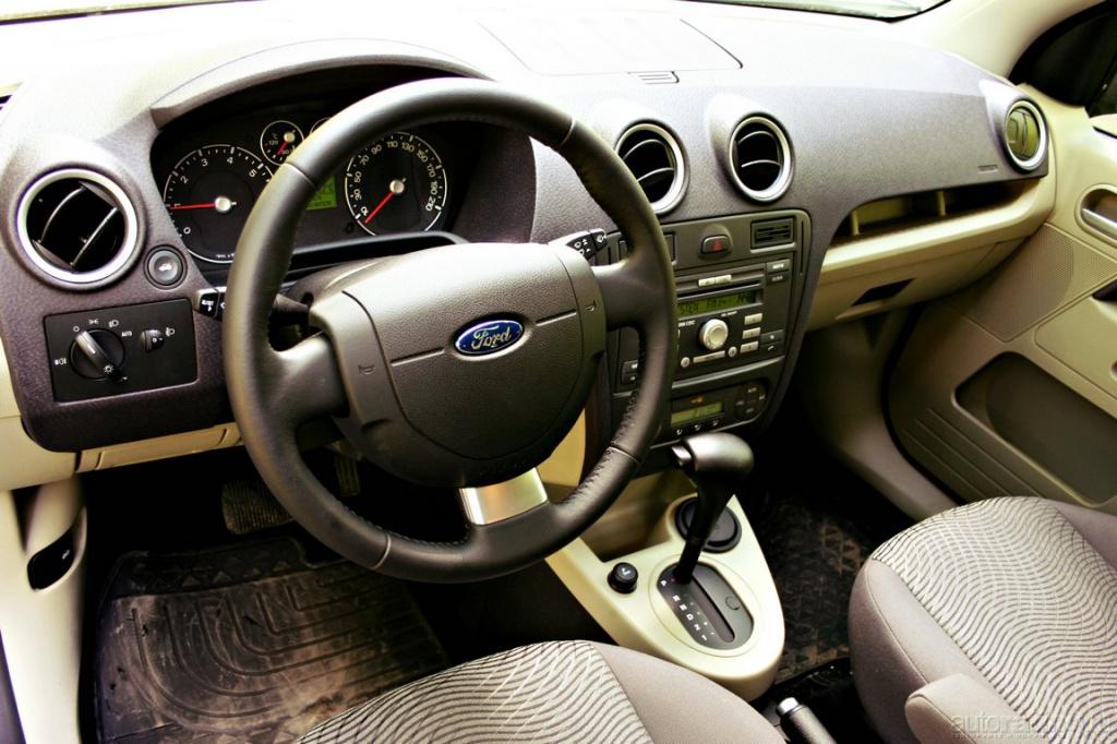 Форд фьюжен фото салона