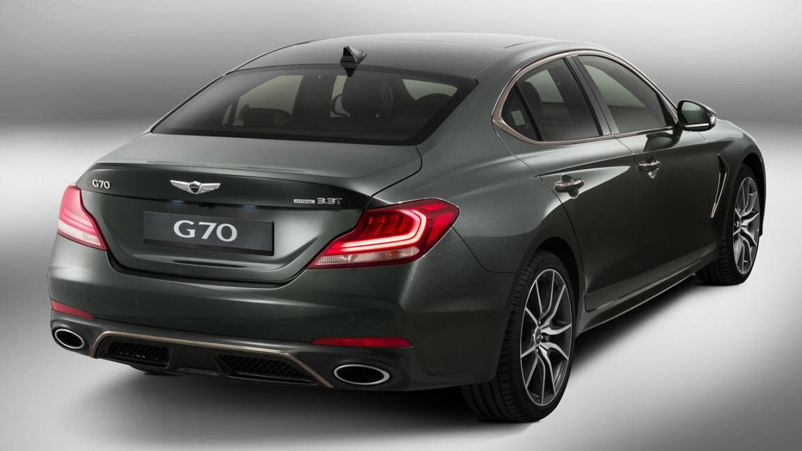 Genesis G70