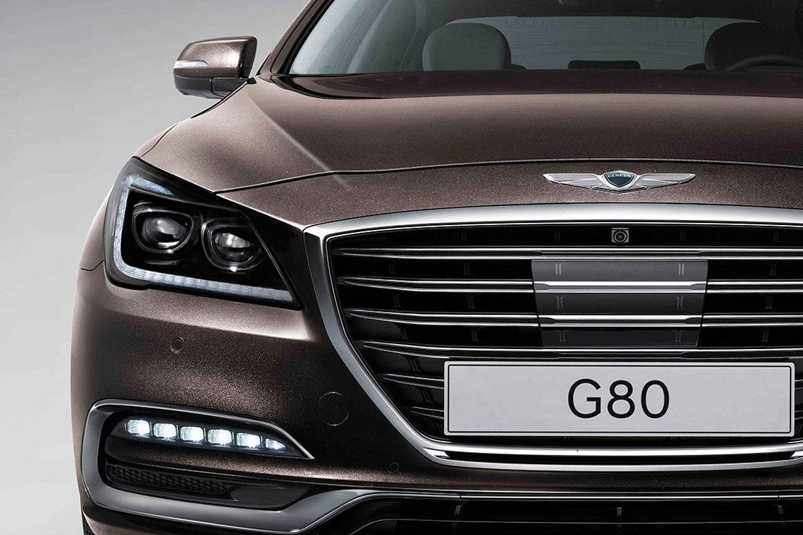 Genesis G80 Дженезис
