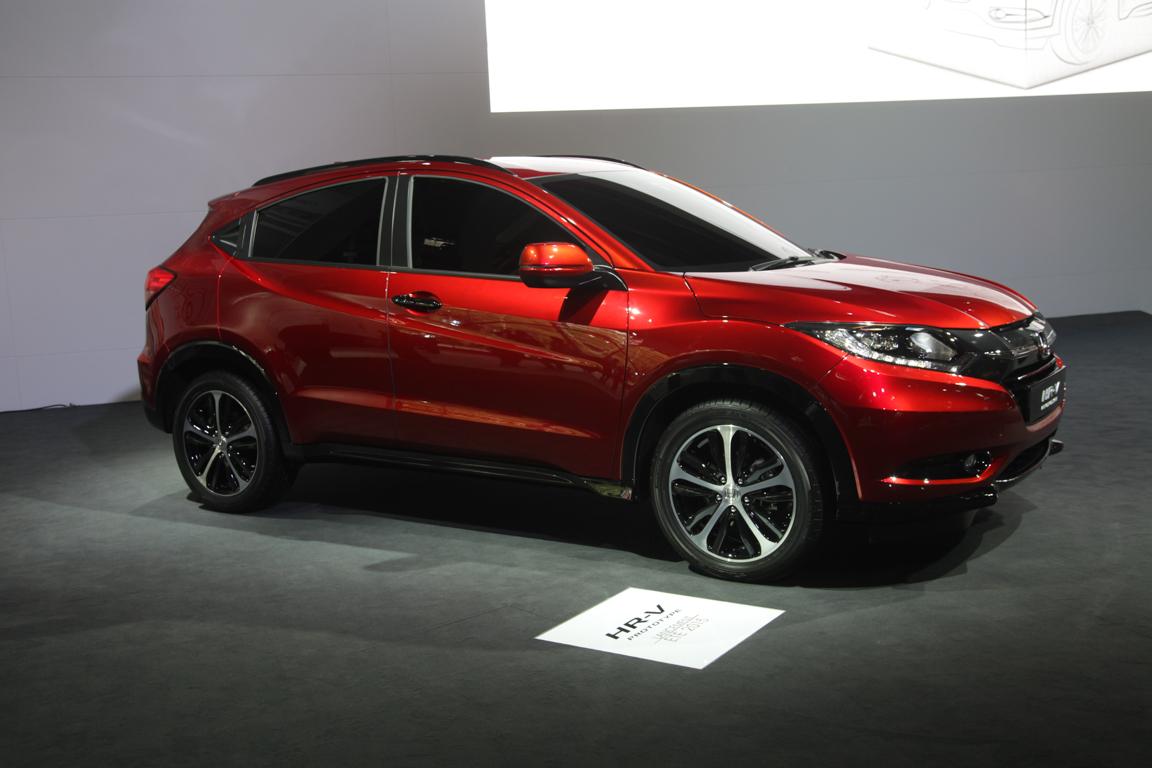 Honda HR-V 2014