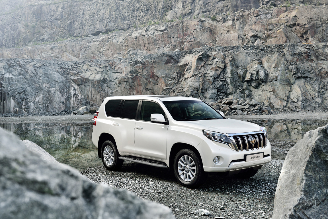 Toyota Land Cruiser Prado (2013)