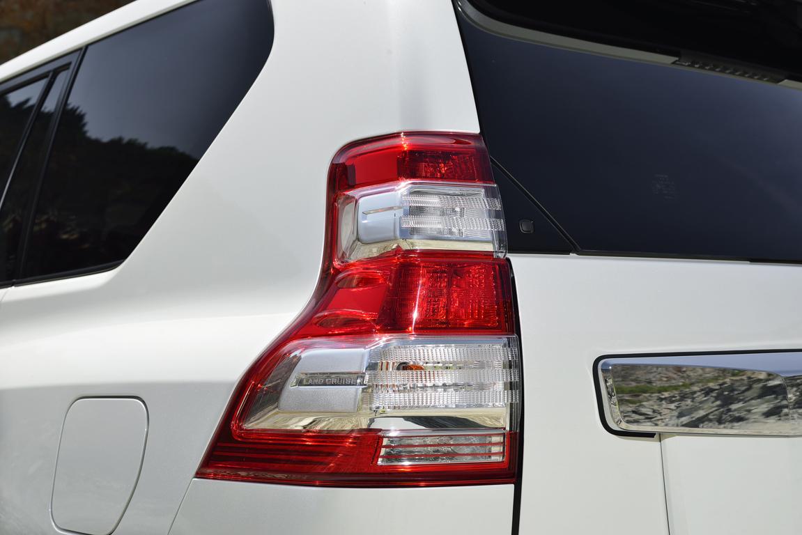 Toyota Land Cruiser Prado: Многоликий японский бог