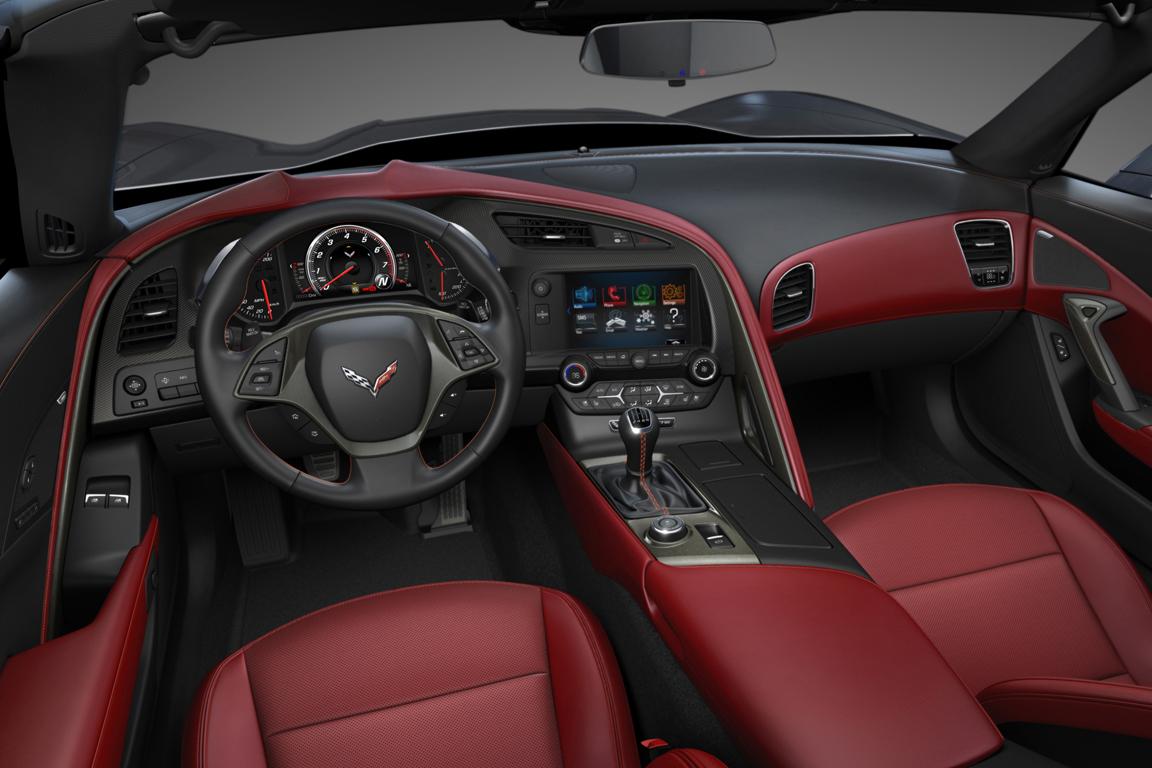 Corvette Stingray (2014)