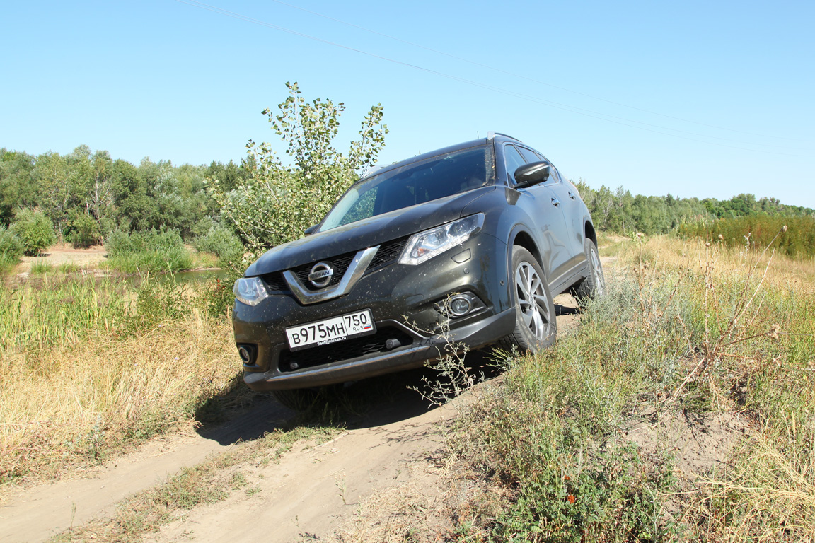 Nissan X-Trail: Больше, чем ожидаешь