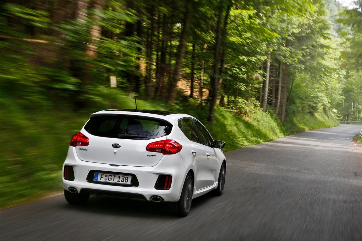 Kia Ceed GT