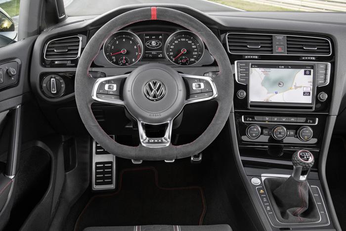 Volkswagen Golf GTI Clubsport Edition 40