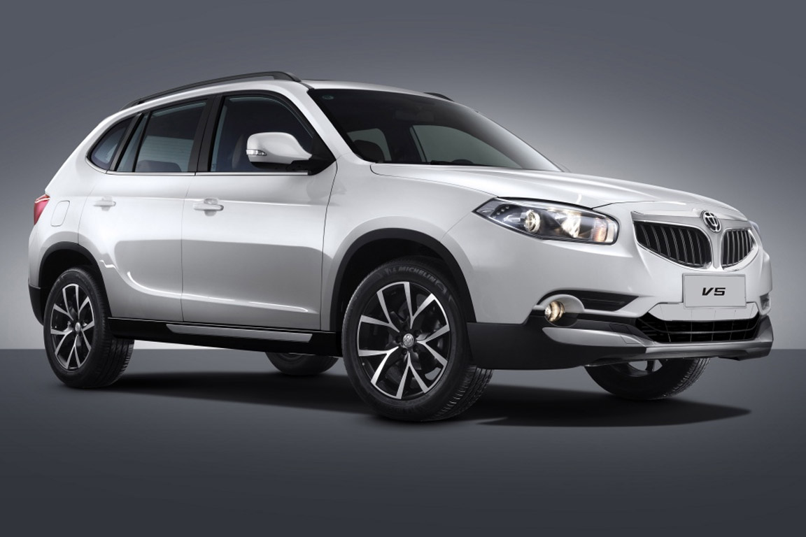 Brilliance V5  Бриллианс 2017 1.5