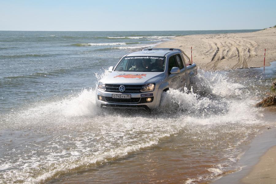 «Большое путешествие Volkswagen Amarok»